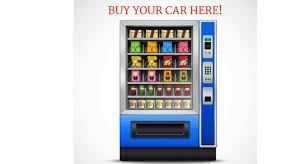 Vending Machines Sales Unique Car Sales Through Vending Machines