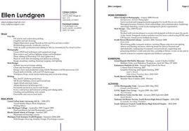 2 Page Resume Sample 1080 Player