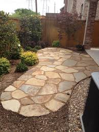 flagstone landscaping. From Flagstone Patios Landscaping