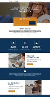 Work From Home Web Design