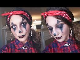 chola clown makeup for hallowen costum udaf