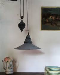 french house lighting. Detail: Aged Zinc Lamp French House Lighting