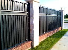 wrought iron garden fence borders panels richmond va dazzling