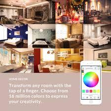 Flux Wifi Smart Led Light Bulb 2nd Generation Compatible