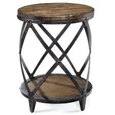 small round accent table rustic reclaimed wood accent tables small round wood accent table home reclaimed