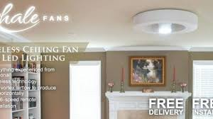 Exhale Ceiling Fan Ceiling Fan Photo 4 Exhale Bladeless Ceiling For Bladeless  Ceiling Fan With Led Light Renovation ...