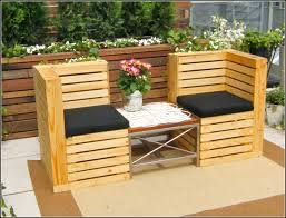 outdoor furniture made with pallets. Classy Pallets Together With Delightful Diy Outdoor Furniture Made Pertaining To
