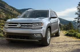 Vw Atlas Trim Comparison Chart 2019 2019 Volkswagen Atlas Trim Levels