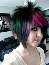 65 Emo Hairstyles for Girls  I bet you haven't seen before as well Top 50 Emo Hairstyles For Girls additionally Top 50 Emo Hairstyles For Girls furthermore  furthermore  together with Emo Hairstyles for Trendy Guys   Emo Guys Haircuts   Emo also 30 Mind Blowing Emo Hairstyles For Guys   CreativeFan in addition Funky Short Hair   Emo Funky Short Hairstyles for Girls with as well Emo Hairstyles for Women moreover Short Hairstyles  Short Emo Hairstyles moreover Short Hairstyles. on spiky emo haircuts women