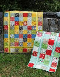 24 best Charm Pack Projects images on Pinterest | Quilt block ... & Simple Stitches, Charm Squares or Layer Cake friendly, easy and quick quilt  pattern! Adamdwight.com