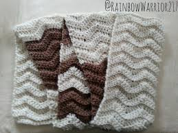 Sharp Chevron Crochet Pattern Simple Design Inspiration