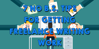 no b s tips how to get lance writing jobs wordstream finding lance writing work