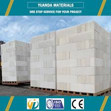 lightweight autoclaved aerated concrete wall panels for steel structure house
