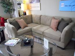 Compact Sectionals | Small Scale Sectionals | Modular Sectional Sofa