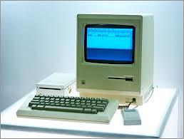 apple computer. vintage computers apple computer