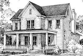 historic house plans. Sl 931 Historic House Plans P