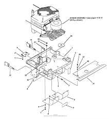 Snapper z4804m 48 deck mid mount ztr series 4 parts diagram for diagram motor mount assembly part 2 snapper z1804k wiring diagrams