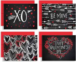 I am so excited to be joining some of my favorite blogging buddies today to bring you a whole array of free printable valentines! Amazon Com Chalk Art Love Notes Set Of 8 Premium Valentine S Day Note Cards With Red Envelopes 4 Unique Valentines Designs Great For Adults Made In The Usa By