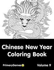 Search through 623,989 free printable. Chinese New Year Coloring Pages Free Printable Pdf From Primarygames
