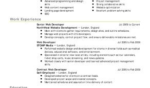 Careerbuilder Create Resume Resume Template Sample
