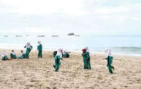 Pantai Jilbab - Tempat Wisata Keren di Aceh Barat
