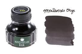 Monteverde Onyx (90ml Bottled Ink)