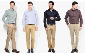 Shirts With Pants Mens Guide To Perfect Pant Shirt Combination Pant Shirt