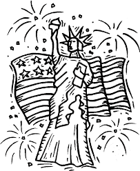 Small Picture 4th Of July Flag Coloring Pages GetColoringPagescom