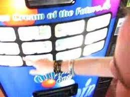 Dippin Dots Vending Machine Classy Dippin' Dots Snack Machine YouTube