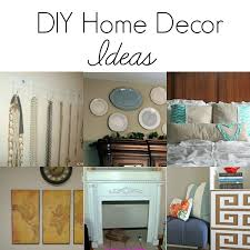 Fun Do It Yourself Home Decor Ideas | ZESTY HOME Nice Look