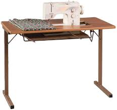 Sylvia Sewing Cabinets Fashion Sewing Cabinets 299 Portable Sewing Table Rustic Maple