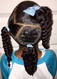 Bows In Hair Style 20 cute natural hairstyles for little girls cornrow designs 5716 by wearticles.com