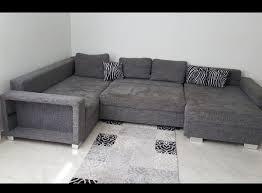 Große Wohnlandschaft Sofa
