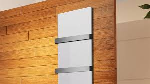 Badheizkörper Mirror Steel 180x47cm 1118 Watt Weiß 2