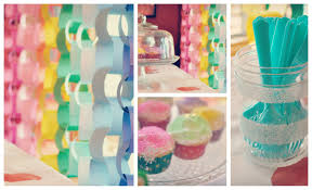 Small Picture Kids Birthday Party Ideas Spa Themed Girls Birthday Party Pear