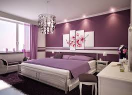 Violet with white border master bedroom color ideas | Decolover.net