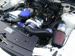 2005-2008 Ford 4.0 V6 Mustang H.O. S/C Systems | Vortech Superchargers