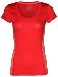 dels about crivit pro performance women s topcool running t shirt sports c small