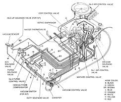 2001 Mazda 626 Transmission Diagram