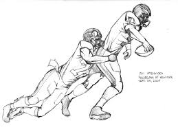 Nfl Football Player Coloring Pages - Gekimoe • #118637