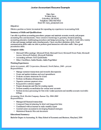 resume writing for accountants resume for study