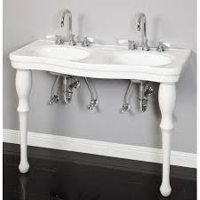 furniture bathroom sink consoles vintage legs console sinks