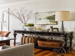 Living Room: Sofa Table Decor Inspirational 25 Best Ideas About Console  Table Decor On Pinterest