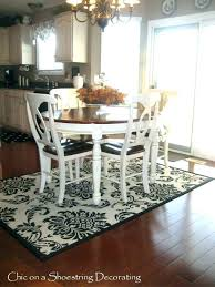 pictures of rugs under kitchen tables round kitchen table rugs carpet under kitchen table coffee tables