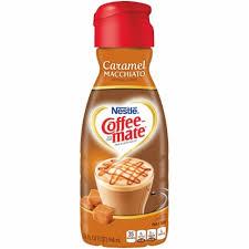 You truly do experience more of a sweet, cinnamon milk experience. Ralphs Coffee Mate Caramel Macchiato Liquid Coffee Creamer 32 Fl Oz