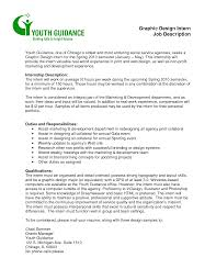 Graphic Designer Job Description Graphic Designer Job Description