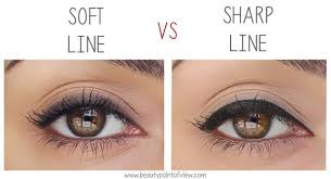 6 drawing sharp and precise lines with your eyeliner