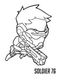 How To Draw Doomfist Overwatch Drawing Tutorial