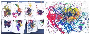 we ll learn about magnets and use them to make awesome abstract paintings then we ll create frames for these masterpieces using recycled materials