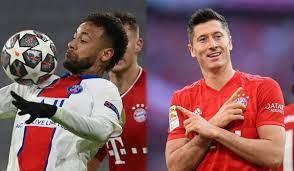 Lewandowski joga hoje? Saiba o horário e como assistir PSG x Bayern na  Champions